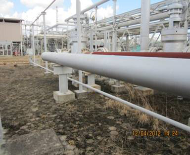Detailed Engineering for Suban 12 Flowlines Installation Project